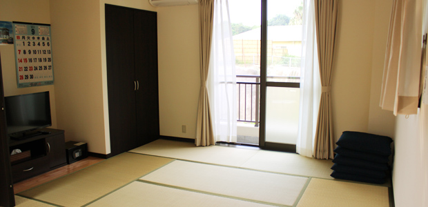 宿泊棟別館(和室)
